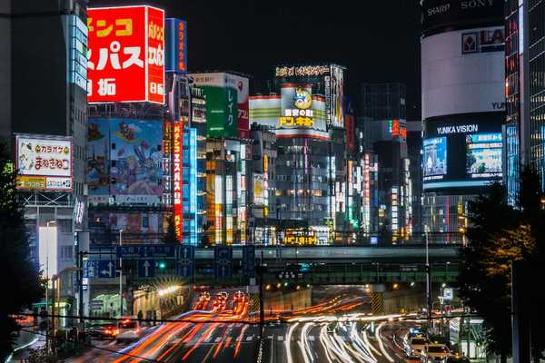 Things to Do at Night in Tokyo, Japan for Solo Travellers
